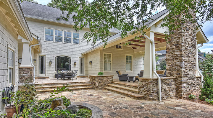 Dilworth Porch Addition - Image 02