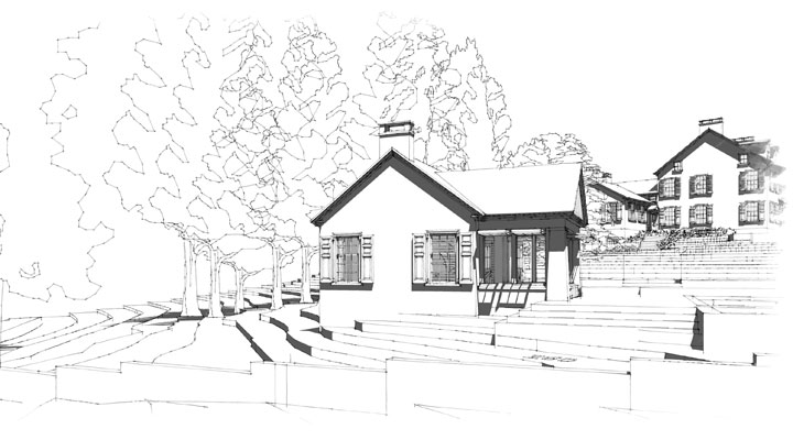 Chadds Ford Pool House - Image 03