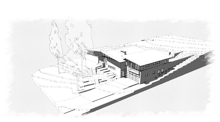 Mid Century Modern Expansion - Image 01