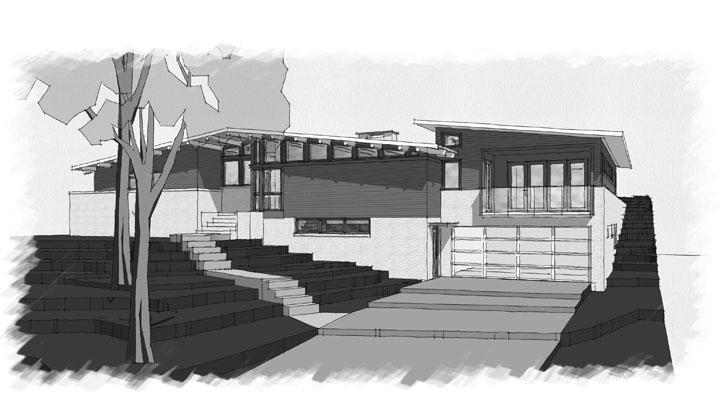 Mid Century Modern Expansion - Image 02
